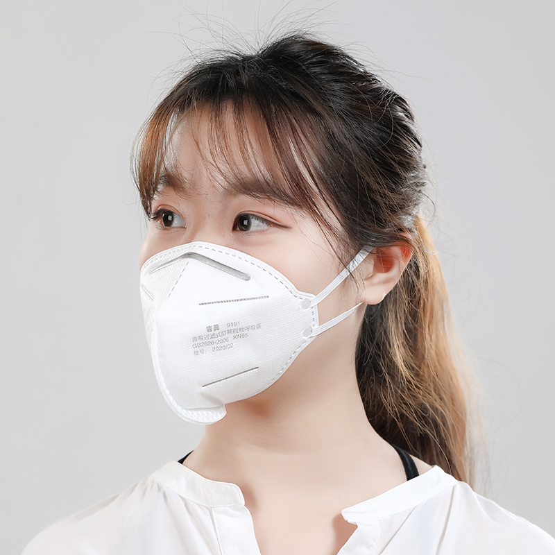 Image 3 - 10PCS N95 4 Layers Mask Anti Virus Flu Anti Infection KN95 Mouth 
