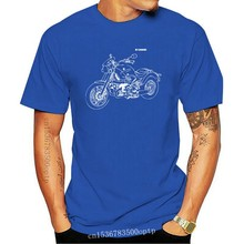 2020 mode R1200C T-Shirt mit der Grafik R 1200C Motorcycyle Rally R 1200 C
