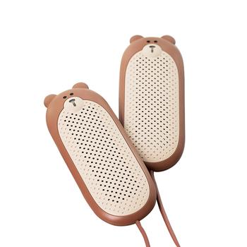 Przenośne gospodarstwa domowego suszarka do butów inteligentny suszarka do butów 3-bieg rozrządu stała temperatura suszenia artykuły gospodarstwa domowego TB sprzedaż tanie i dobre opinie CN (pochodzenie) Torby Pochłaniacz wilgoci shoe dryer