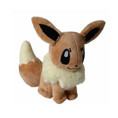 Anime Toys Hobbies Eevee Cartoon Character Stuffed Animals Plush Kids Toys Great Gift