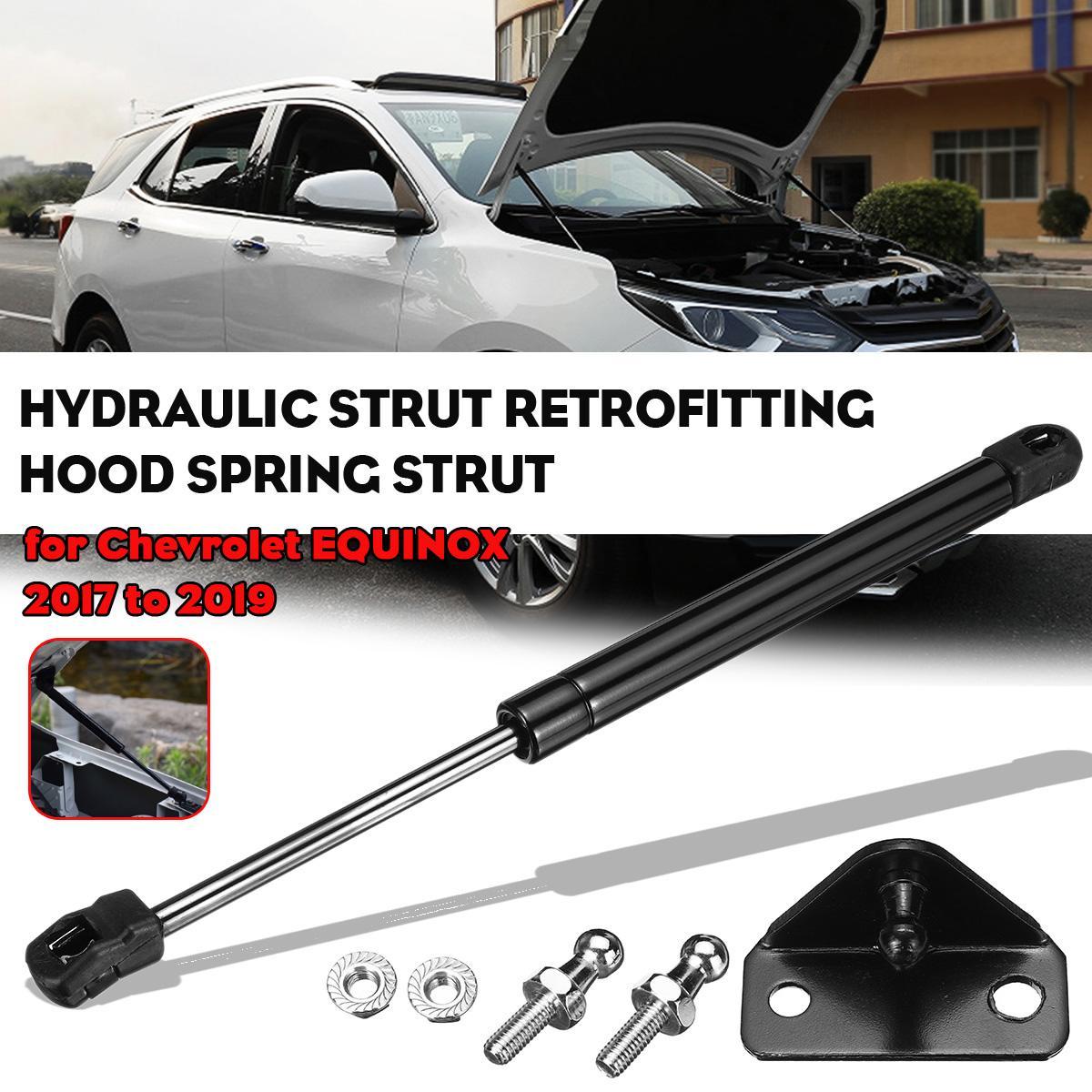 2x Bonnet Hood Lift Supports Shock Strut for Chevrolet Camaro Firebird 1982-1992