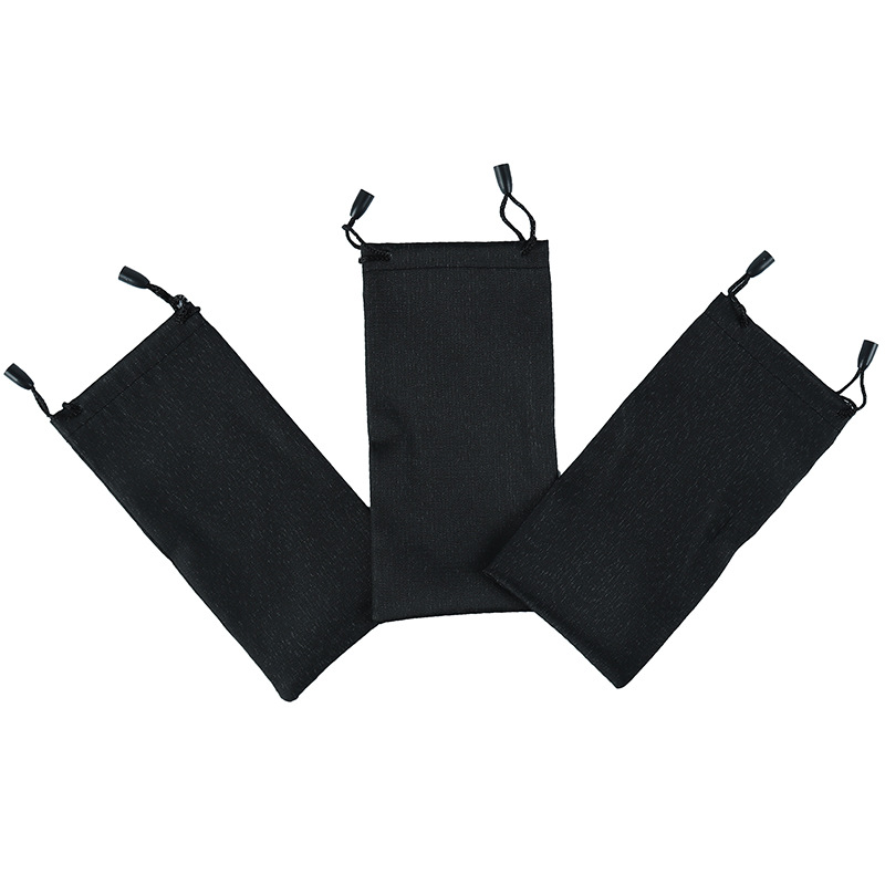 1/5/10/pcs Soft Cloth Waterproof Sunglasses Bag Microfiber Dust Storage Pouch Glasses Carry Bag Portable Eyewear Case Container