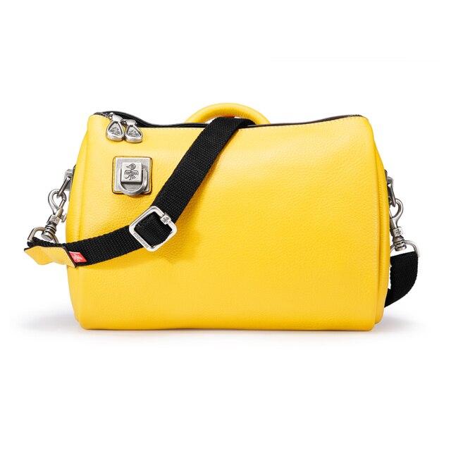 Orabird casual mulher balde sacos de couro genuíno macio grande capacidade luxo crossbody bolsa ombro feminino grande shopper saco 2