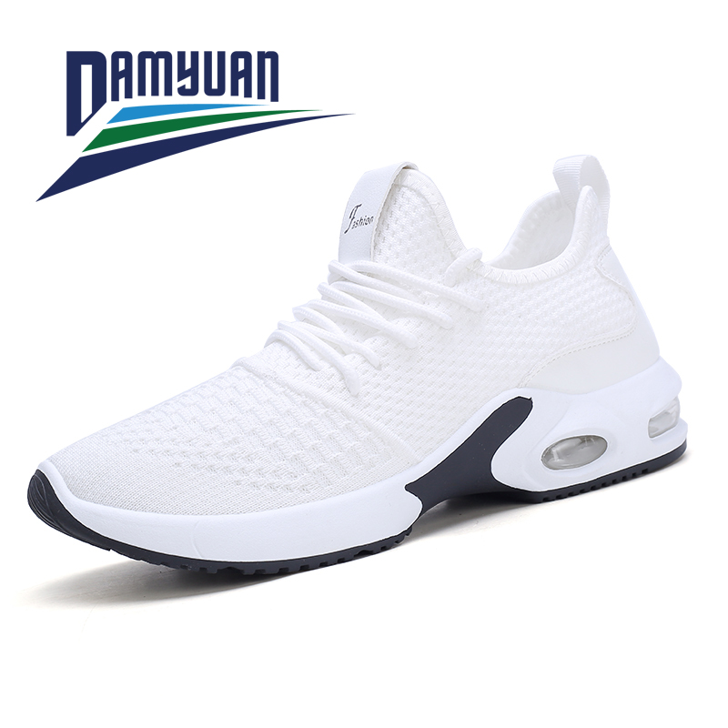 Damyuan Flying New Shoes 2020 Running Shoes Sneakers Men Shoes Fashion Male Sport Footwear Men Shoes Casual Comfortable Shoes