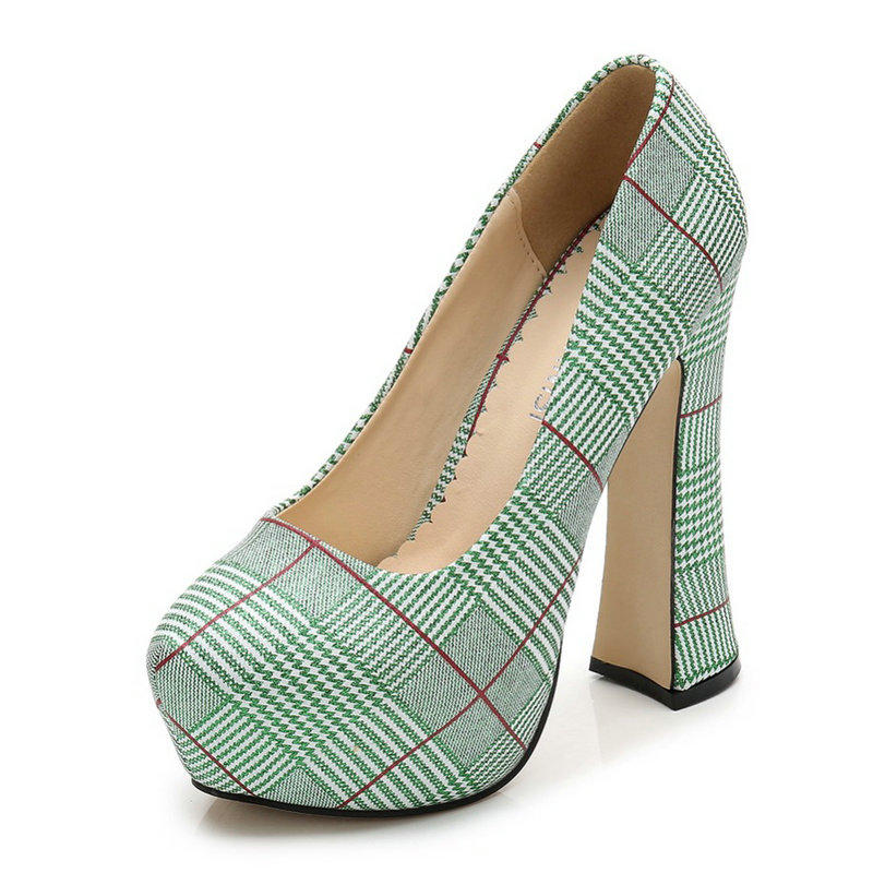 Taille 35-56 belle Pop printemps femmes élégantes pompes ciel talons hauts chaussures lattiques femme Pop dames chaussures de tenue décontractée confortables