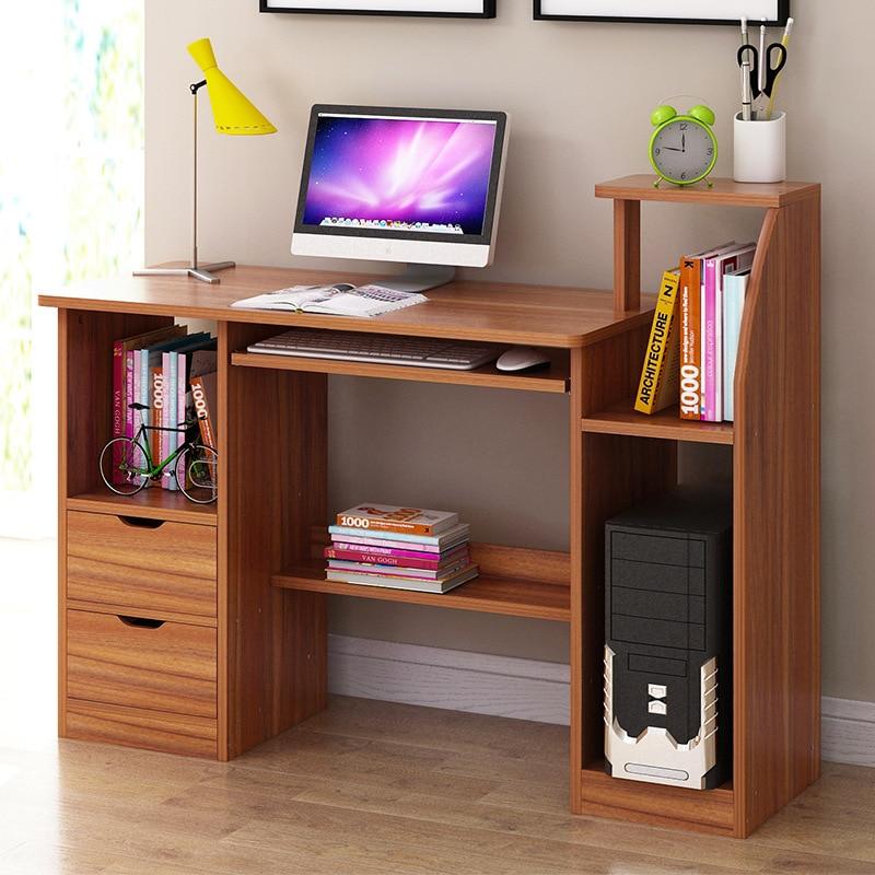 Компьютерный настольный стол бытовой экономичный стол для студентов простота выполнения домашней работы многофункциональный офисный