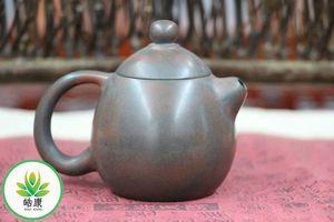 Image 4 - Çin qinzhoudan seramik Qin zhou demlik (yixing kil demlik) için puer siyah çay * ejderha yumurta * yaklaşık 100ml