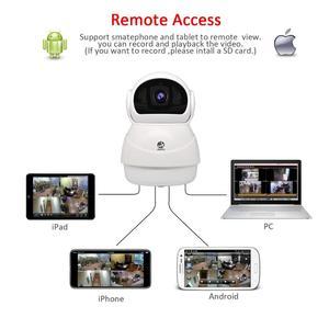 Image 4 - JOOAN 무선 IP 카메라 1080P HD 스마트 와이파이 홈 보안 적외선 야간 비디오 감시 CCTV 카메라 베이비 모니터