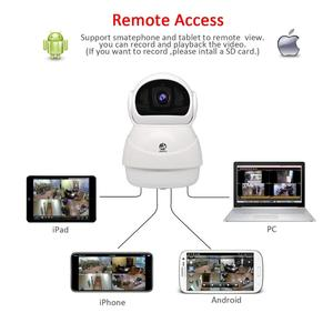 Image 4 - Jooan Draadloze Ip Camera 1080P Hd Smart Wifi Home Security Infrarood Nachtzicht Video Surveillance Cctv Camera Babyfoon