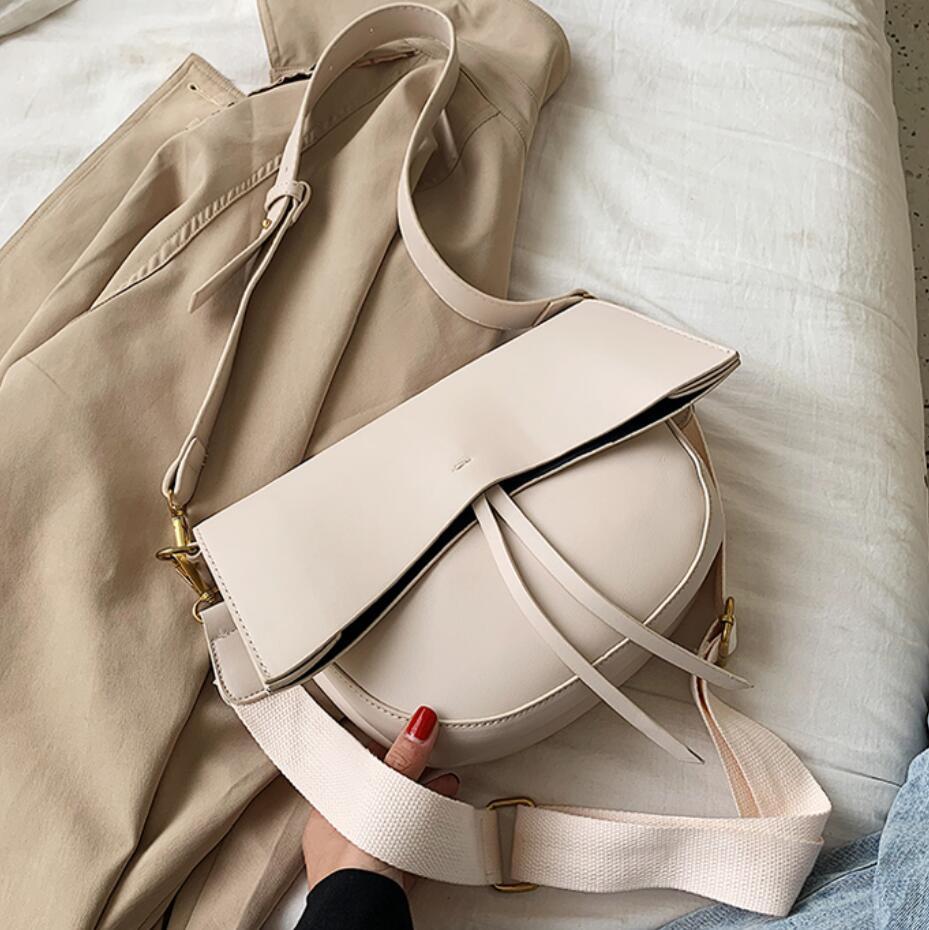 Vintage Fashion Female Tote Bag 2019 New High Quality PU Leather Women's Designer Handbag Casual Shoulder Messenger Bag Purses