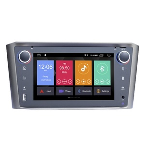 Image 5 - ZLTOOPAI Android 10 Auto Radio Car Multimedia Player For Toyota Avensis T25 2002 2003 2004 2005 2008 GPS Navigation Car Stereo