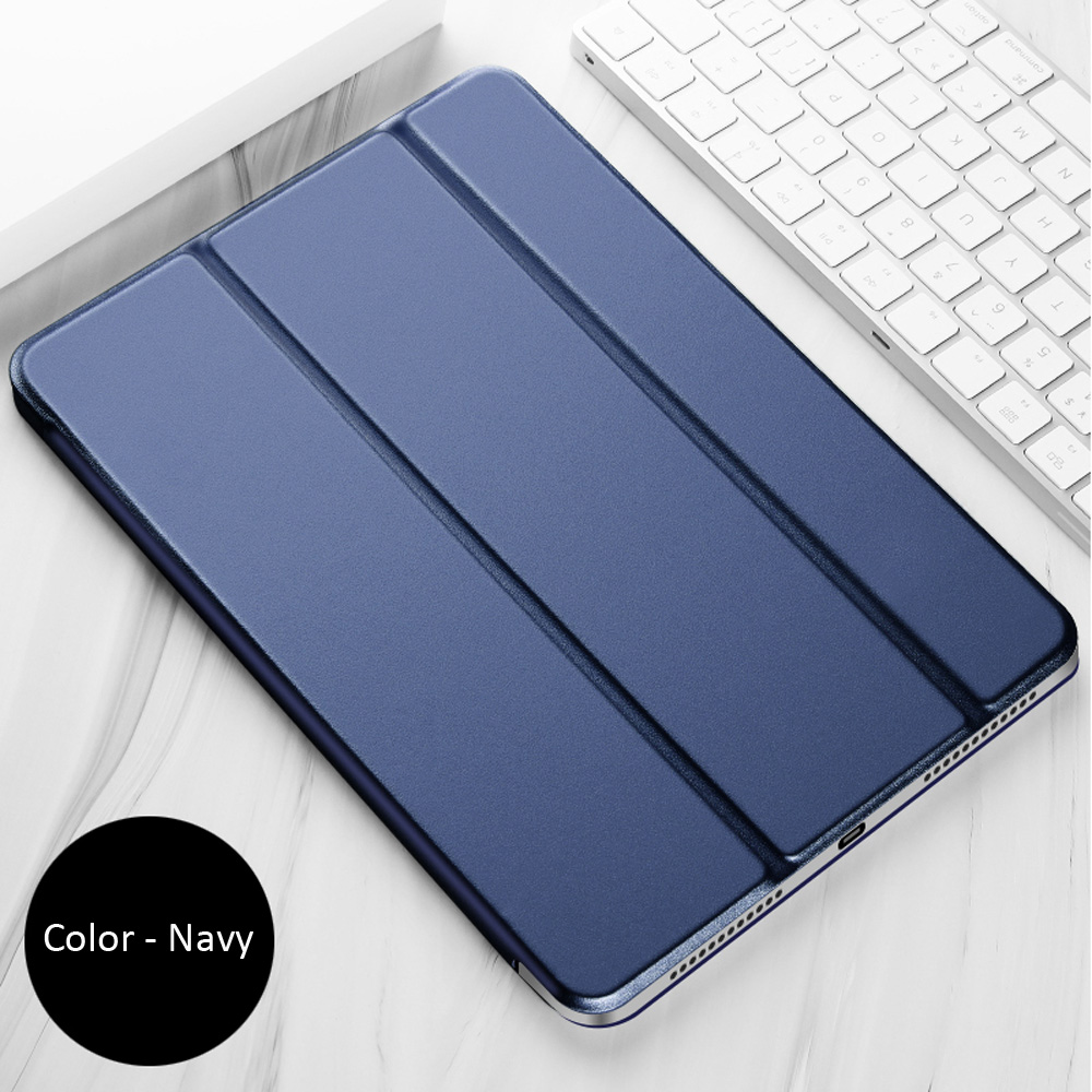 Navy Blue White AXD Case For iPad 10 2 inch 2020 ipad 8th 10 2 A2428 A2429 A2270 Color