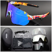 Cycling Glasses Driving Sports Sunglasses UV400 Bicycle Cycl