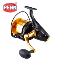 PENN SPINFISHER V Fishing Spinning Reel 3500 10500 5+1BB Gear Ratio 6.2:1/5.6:1/4.7:1/4.2:1 max drag18kg fishing reel saltwater