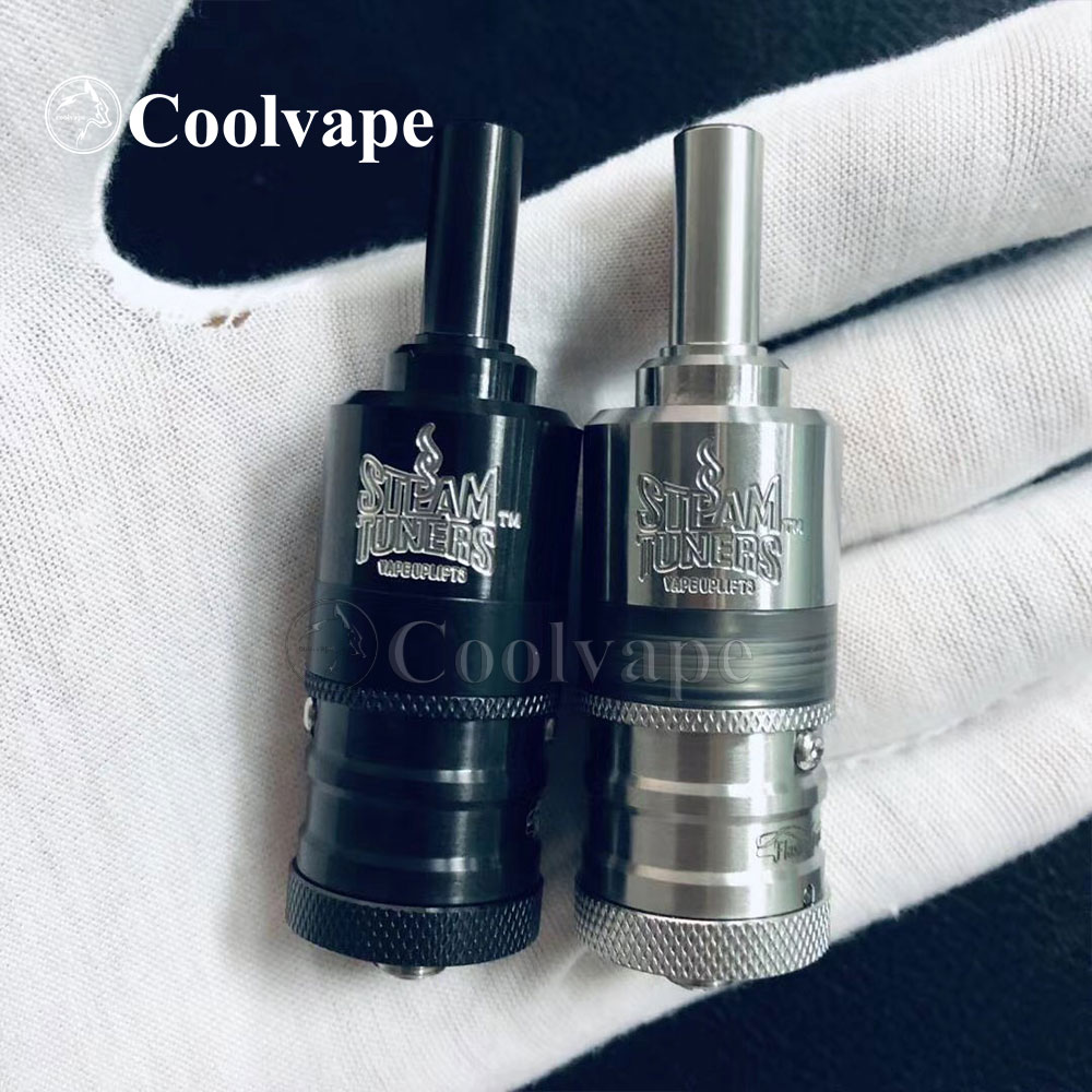 Coolvape SteamTuners Bellcap For Flash E Vapor V4.5S  RTA Flash E Vapor V4.5 RTA