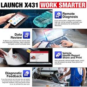 Image 5 - LAUNCH – Système de diagnostic X431 1 Pro Mini V3.0 OBD2, Bluetooth, Wi Fi, avec lecteur de code, scanner, wifi, outils professionnels complets pour voiture, X431 V, OBD