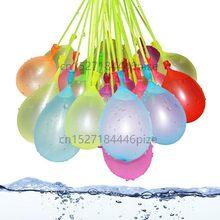 Wasser Bomben Ballon Erstaunliche Füllung Magie Haufen Ballon Kinder Wasser Krieg Spiel Liefert Kinder Sommer Im Freien Strand Spielzeug Partei