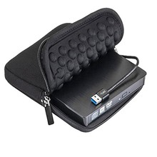 AMS-Hard Drive Case Portable CD DVD Blu-ray Drive Carry Case Bag for WD Hard Drives(China)