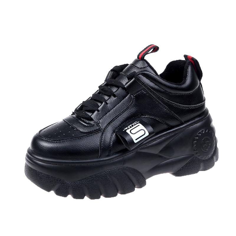 New Women Height Increasing Sneakers 7