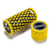 цена на Foam shaft stovepipe roller telescopic yoga column fitness muscle relaxer roll leg fascia yoga massage roller