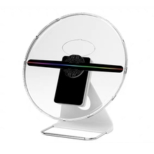 TF 30CM Holographic Display 3D led fan creative images led sign store 3D pictures showing