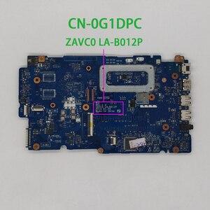 Image 2 - CN 0G1DPC 0G1DPC G1DPC ZAVC0 LA B012P w I5 4210U CPU 용 Dell Inspiron 15 5547 5447 노트북 PC 노트북 마더 보드 메인 보드