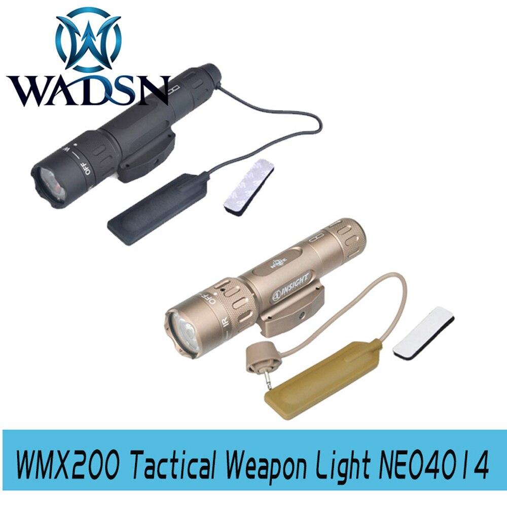lanterna tática interruptor duplo