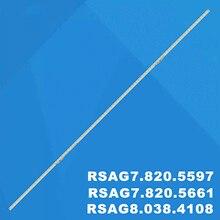 """Mới 1 Miếng 55 """"RSAG8.038.4108 RSAG7.820.5597 Cho Hisense Dây Đèn LED 80 Đèn LED 667Mm LED55K680X3U HE550HUD B31"""