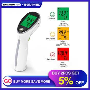 Portable Digital Thermometer Infrared Temperature Gun Non-contact Laser Baby Fever Temperature for Body & Surface sea surface temperature variations near thermal power plants