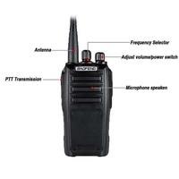 "vhf uhf 2pcs Baofeng UV-6 מכשיר הקשר 8W Ham Radio Comunicador UHF VHF שני הדרך רדיו תחנת ארוך טווח ציד Talkie Walkie 50 ק""מ (2)"