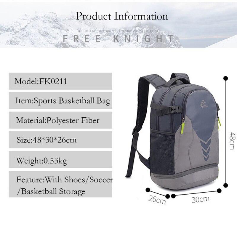 Мужской водонепроницаемый рюкзак для занятий спортом на открытом воздухе, 35 л-3