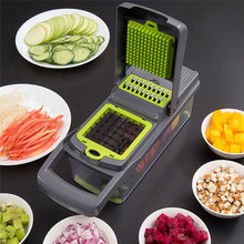 2019 New vegetable Cutter Kitchen accessories Slicer Fruit Potato Peeler Carrot Cheese Grater slicer #