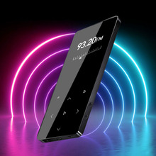 New Version Touch Screen MP3 Player Built-in 8GB / 16GB also