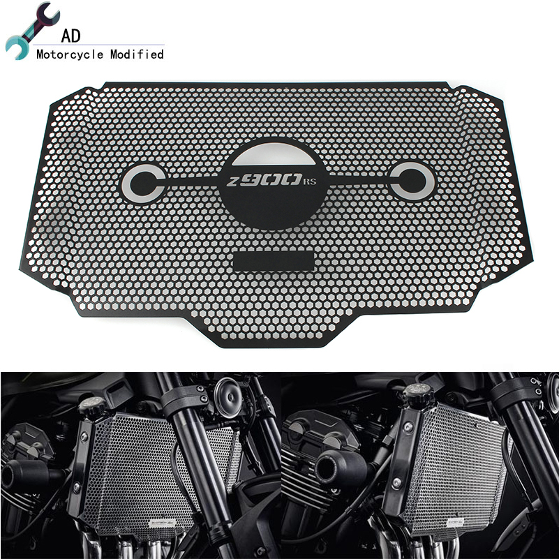 Cafe Racer for Kawasaki Z900RS Z900 RS 2018 2019 Radiator Cover Guard Protection Grille Motorcycle Accessories