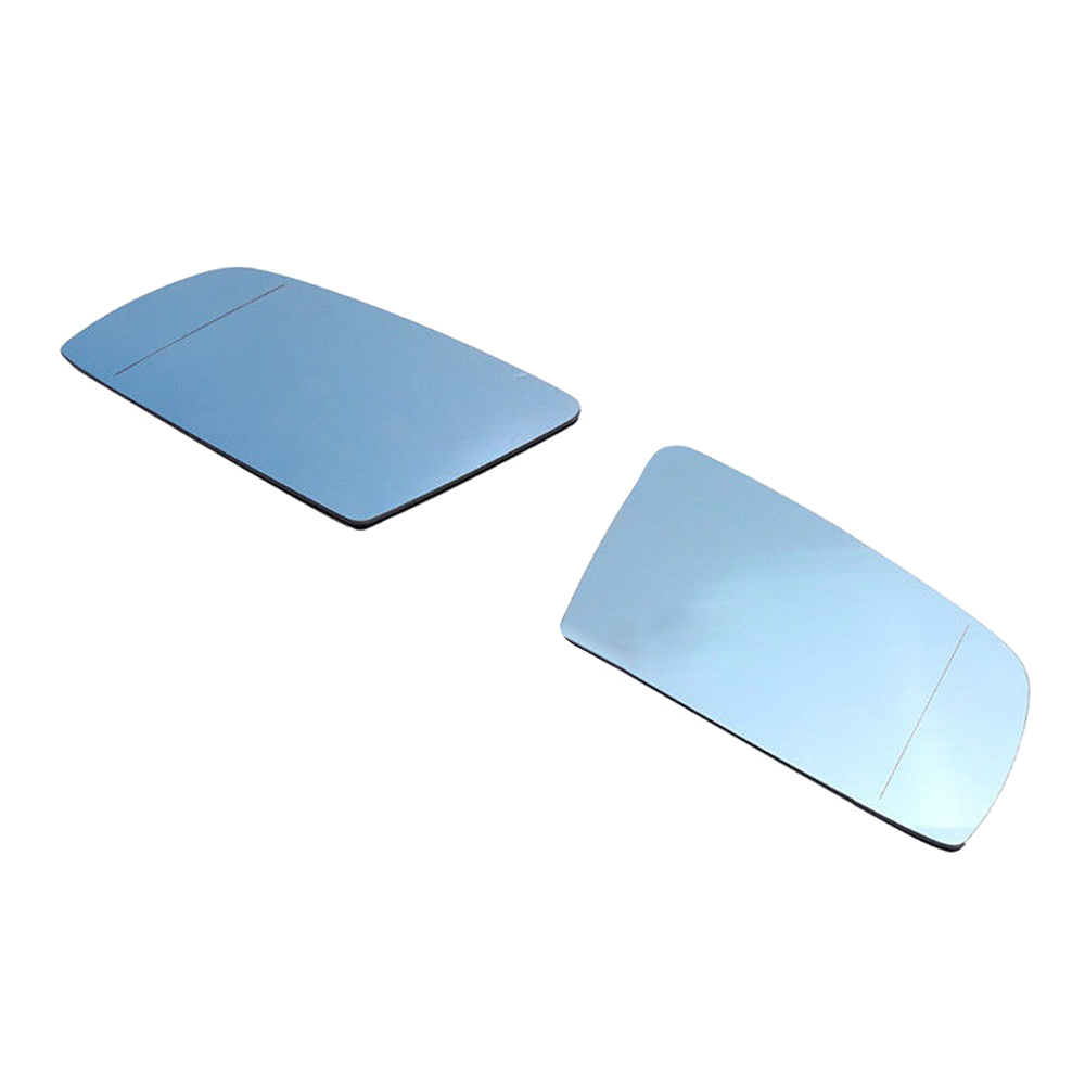 Left Right Side Wing Mirror Glass For BMW 5 E60 E61 2003 2004 2005 2006 2007 2008 Electric Heated Rear View Mirror Glass