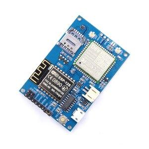 Image 3 - לelecrow ESP8266 ESP 12S A9G GSM GPRS + GPS IOT צומת V1.0 מודול IOT פיתוח לוח עם כל אחד WiFi סלולארי GPS מעקב