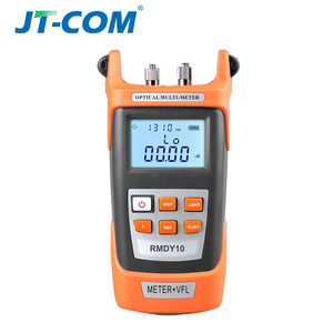 Image 5 - 2 in1 Localizador visual de falhas ópticas do medidor de potência óptica Testador de cabo de fibra óptica  70 a + 3dBm 15mW com 15 km Localizador visual de falhas para testador de deterioração da luz da fibra
