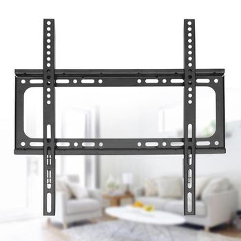 Universal TV Wall Mount metal universal 50kg VESA:200x200/250x200/430x400mm LCD Wall Mounted tv lift mechanism bracket tilt down oversea tv wall mount bracket metal shelf bracket lcd tv stand mount bracket flat screen wall brackets 26 to 55 inches tv holder