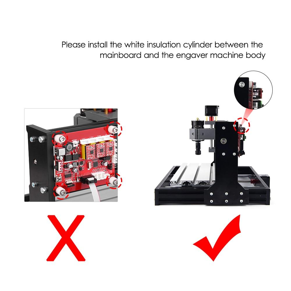 Image 5 - laser engraver CNC Laser Engraver CNC Laser Cutter Engraving Machine Laser Printer DIY 3 Axis Pcb Milling MachineWood Routers   -