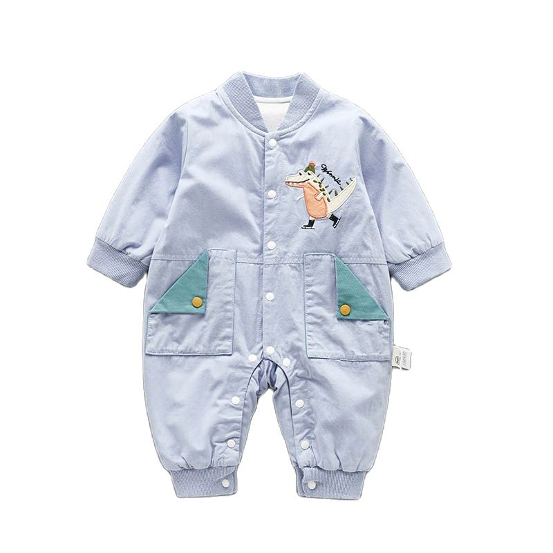 Baby Rompers Fashion Coats For Babies Boys Clothes Newborn Clothing Infant Costume Brand Jumpsuit Spring Autumn Baby Outfit