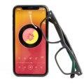 2021 neue Smart Gläser Drahtlose Bluetooth 5,0 Freisprechen Musik Audio Sport Headset Brillen Intelligente Brillen