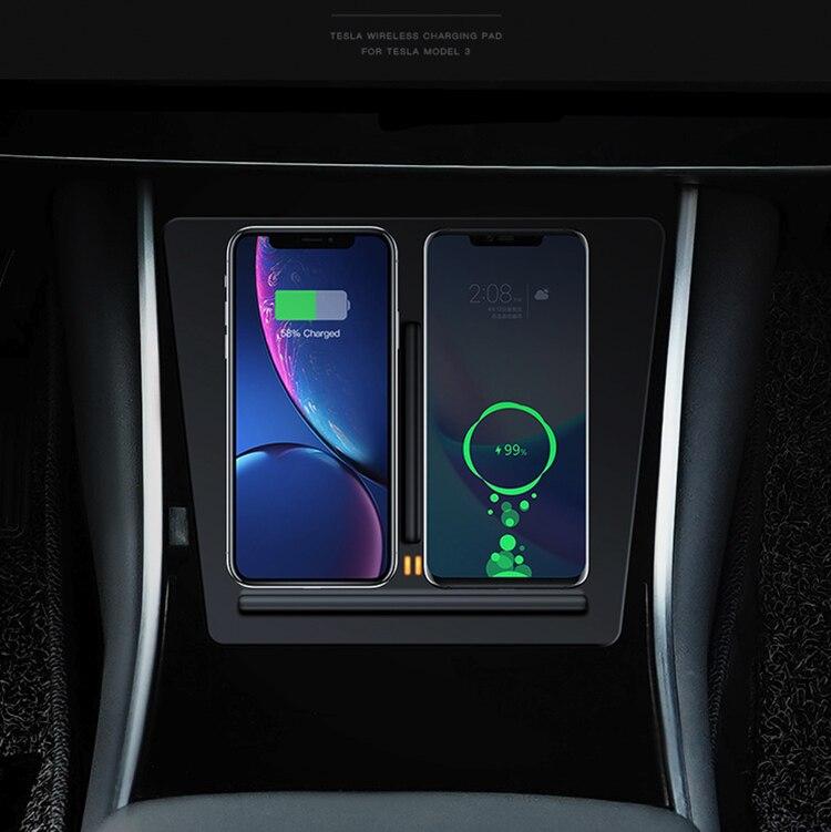 Model 3: Ladepad für Mobiltelefon*