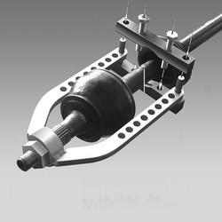 SPEEDWOW Universal Car Cv Ball Joint Puller Tool Propshaft Separator Splitter Remover Fully Adjustable Assembly Tool