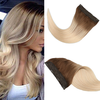 Toysww Remy Hair Halo Hair Flip In hair 70g-85g European Natural one piece Human Hair Extensions 14-22 sulwhasoo 70g