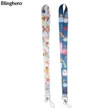 1 шт Blinghero Мультфильм Маленький принц мобильный телефон ремешок шнурок для ключей держатель телефона шеи ремни шнурки для подвешивания BH0236