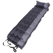 Самонадувающийся утолщенный надувной матрас влагостойкая палатка