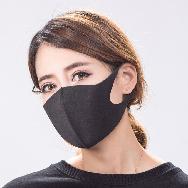 Kids/Adult Protection Masks Anti Bacteria Infection Anti PM2.5 Particulate Dustproof  proof Flu Face masks Care Windproof 2
