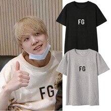 Korean Style Women Kpop T-shirts Suga Tee Shirt Femme Short Sleeve Summer Tops Female Harajuku Streetwear FG K-POP Tshirt Drops