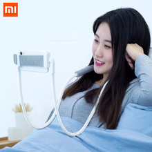 Xiaomi Neck Hanging Lazy Bracket 360 Rotation Neck Hanging Flexible Cell Mobile Mount Stand Lazy Bracket mbr cell power neck