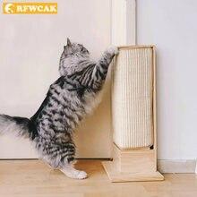 Rfwcak угловая скребок для кошек доска когтей уход за когтями